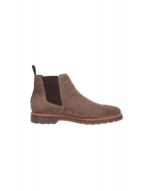 Chelsea-Boot in Taupe