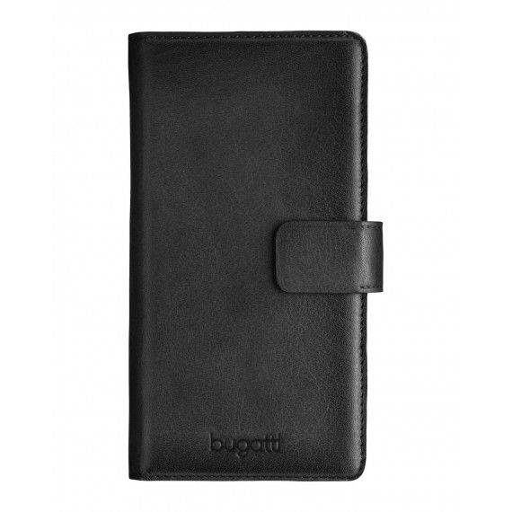 Universal Booklet Case in Schwarz