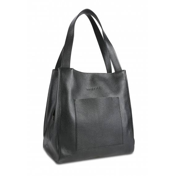 Damen-Shopper in Schwarz