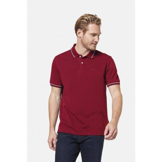 Polo-Shirt in Rot