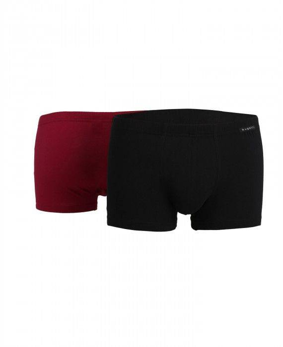 Boxer Pants in Rot