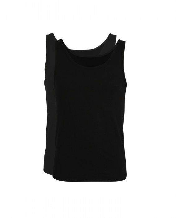Tank Top in Schwarz