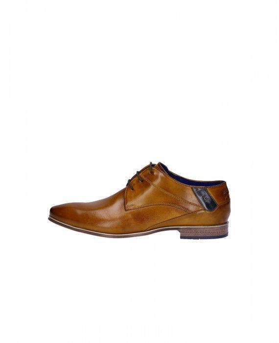 Businessschuh in Cognac