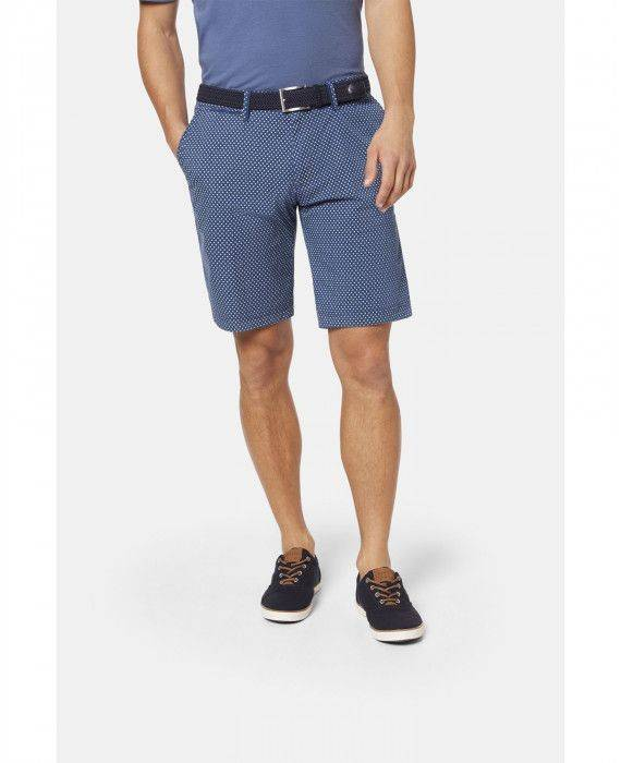 Shorts in Dunkelblau
