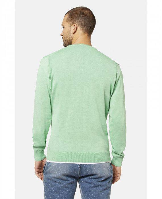 Pullover in Mint