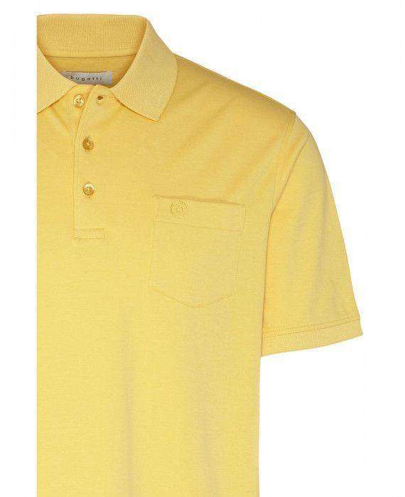 Polo-Shirt in Gelb