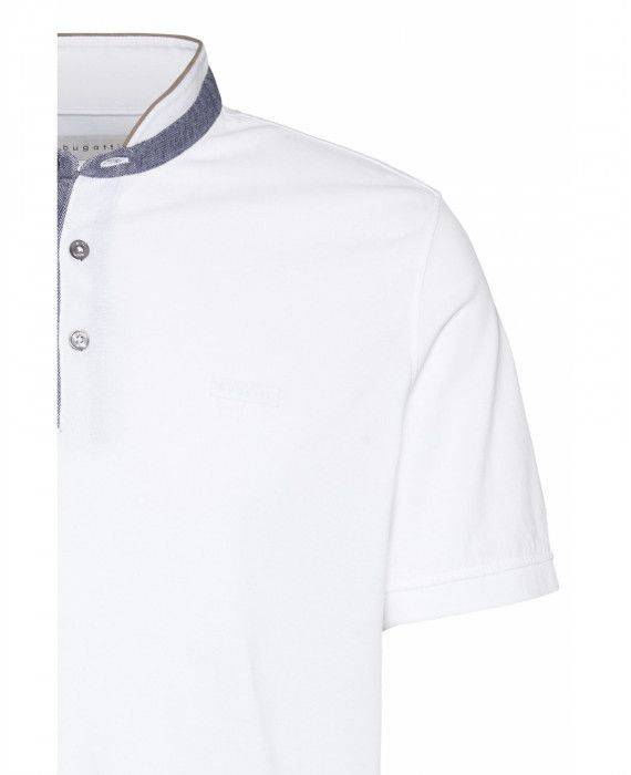 Polo-Shirt in Weiß
