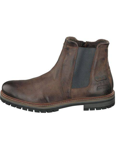 Derbe Boots in Braun