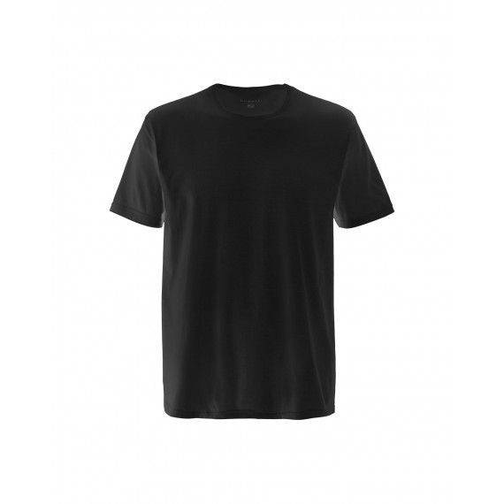 2er Pack Shirt in Schwarz