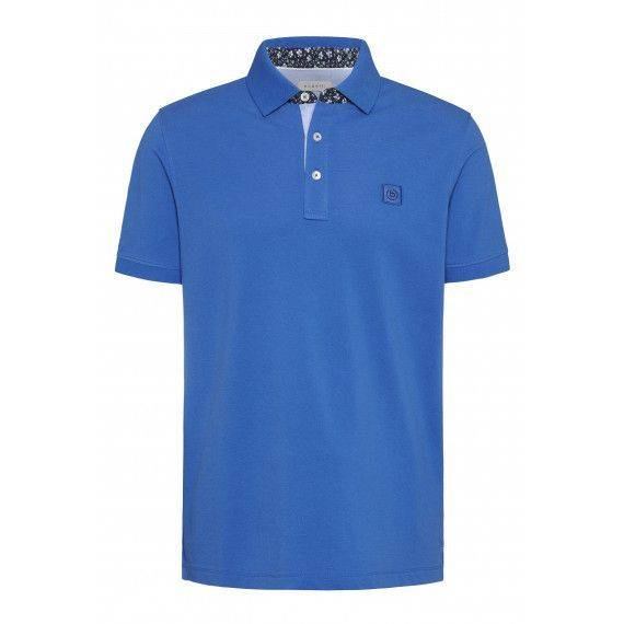 Polo-Shirt in Blau
