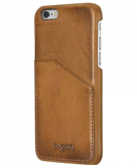 Snap Case in Cognac