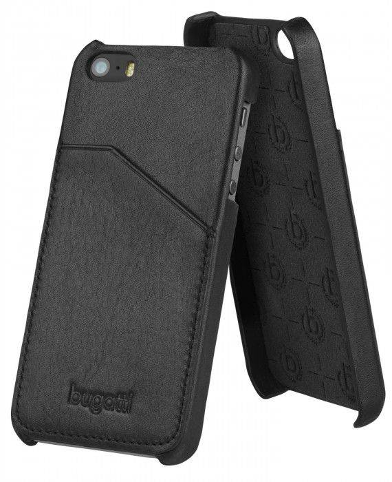Snap Case in Schwarz