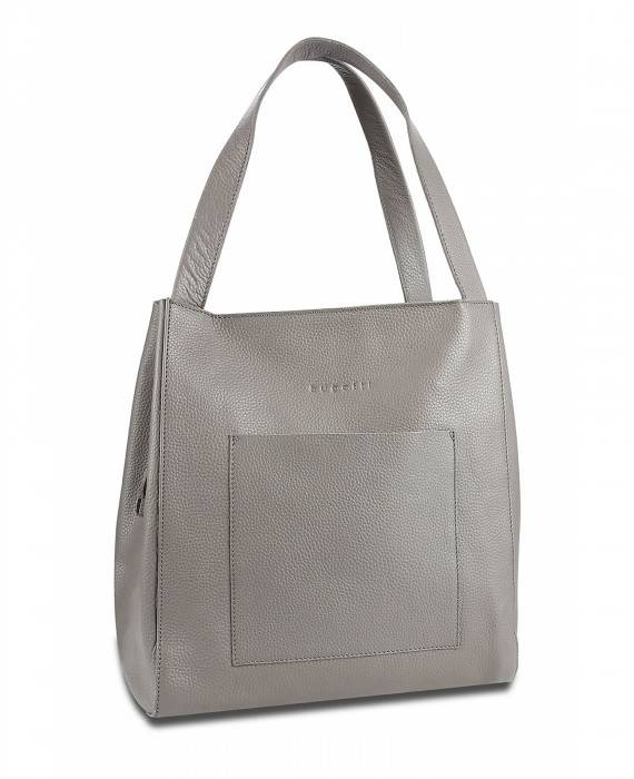 Damen-Shopper in Grau
