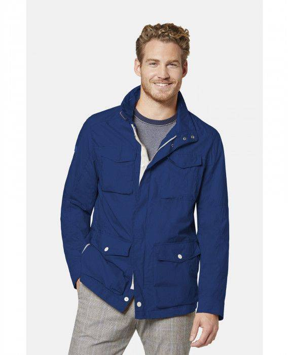 Fieldjacket in Blau