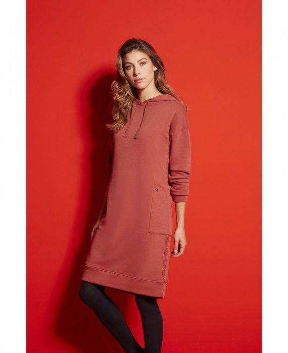 Sweat Kleid