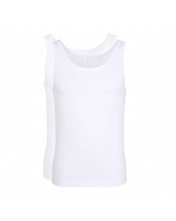 Tank Top in Weiss