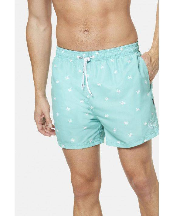 Badehose in Mint