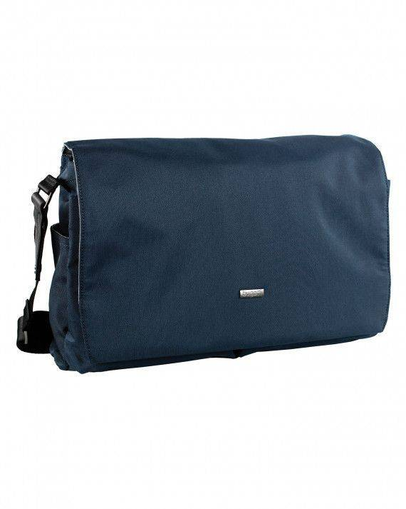Messengerbag in Blau