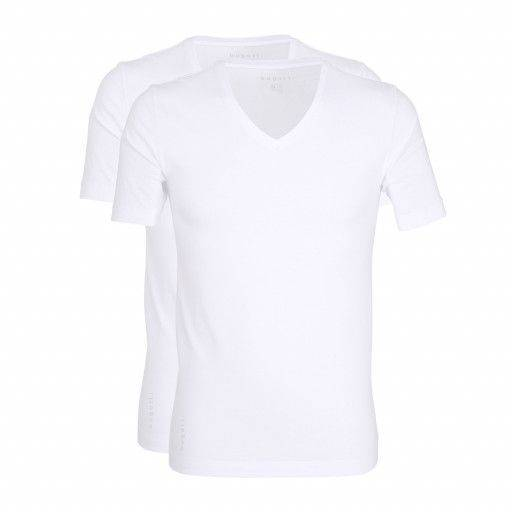 T-shirt two-pack in white