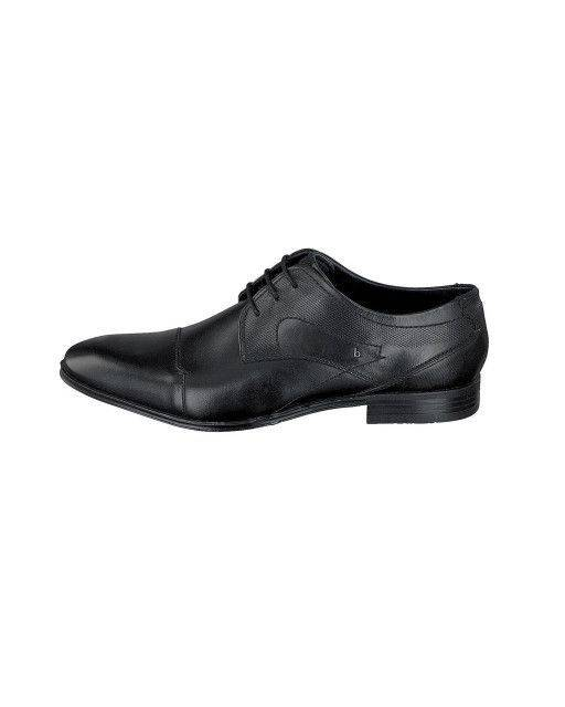 Business shoes in black