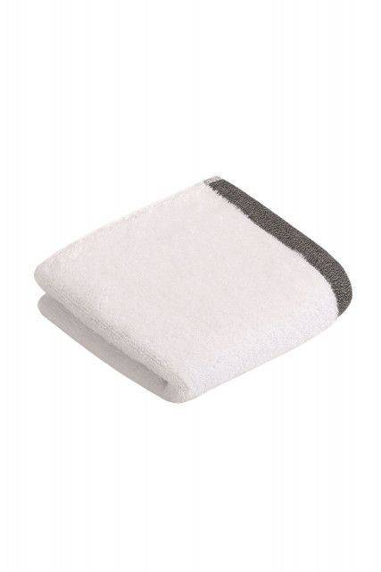 Guest towel in white