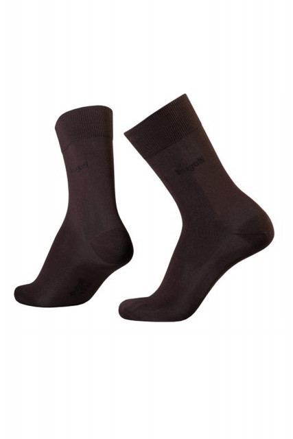 2er Pack Socken in Braun
