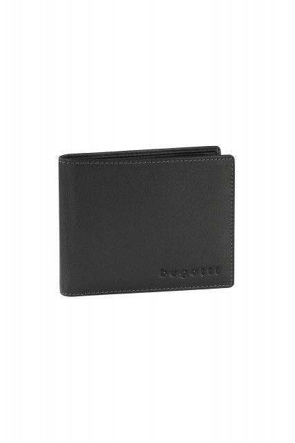Men's wallet in black
