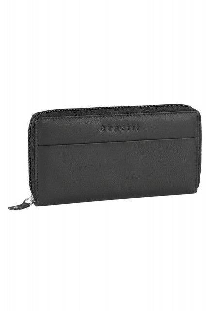 Ladies' wallet in black