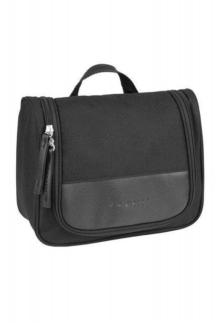 Toilet bag in black