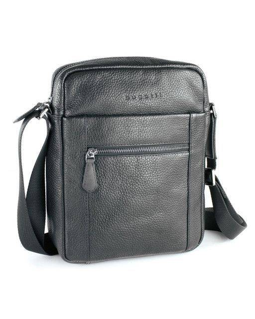 Messenger bag in black
