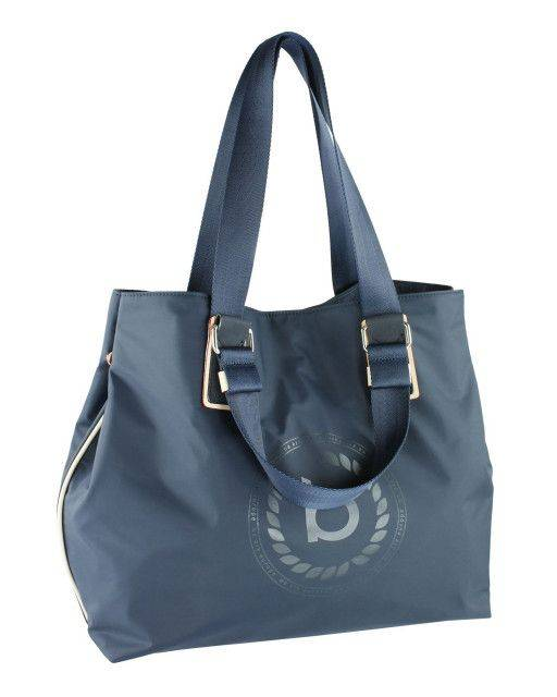 Carrying bag in blue