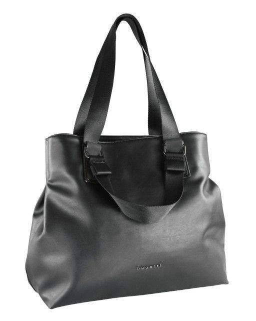 Carrier bag in black