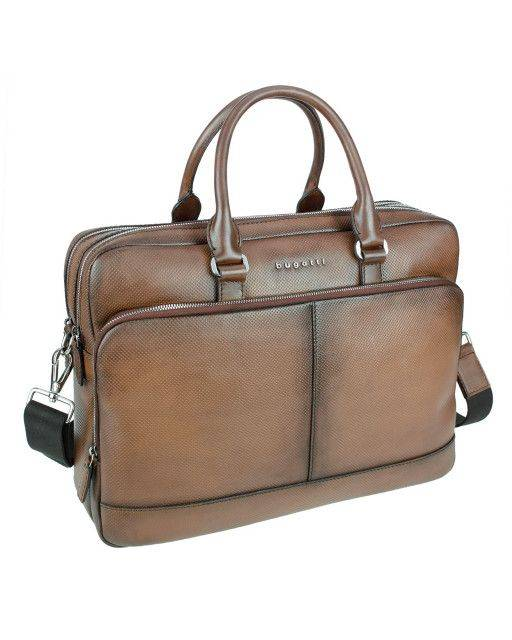 Briefcase in brown