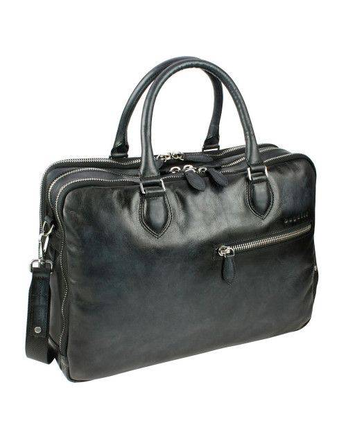 Briefcase in grey
