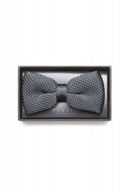 Bow tie in grey