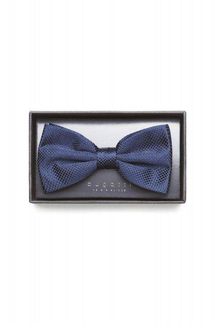 Bow tie in blue