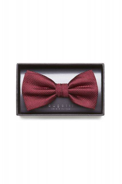 Bow tie in red