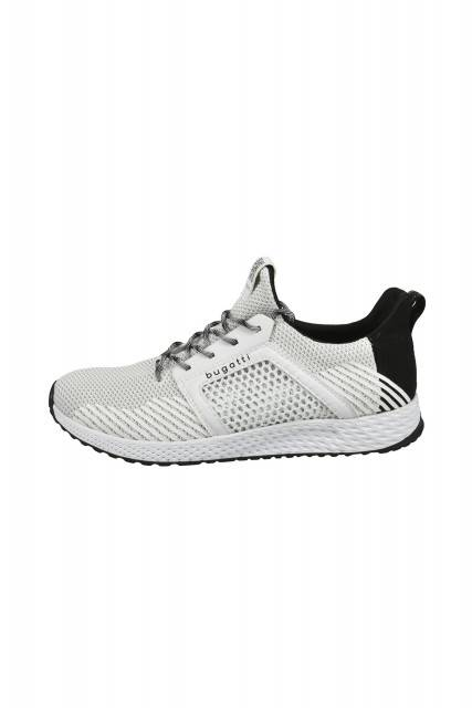 Trainers in light grey