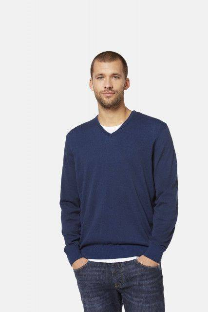 Jumper in dark blue