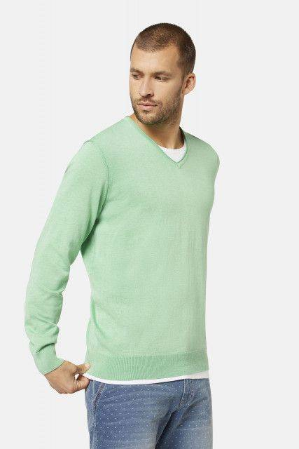 Jumper in mint