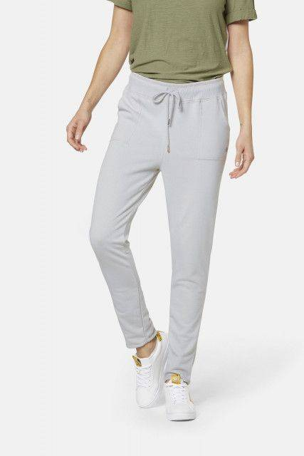 Sweat bottoms in light grey