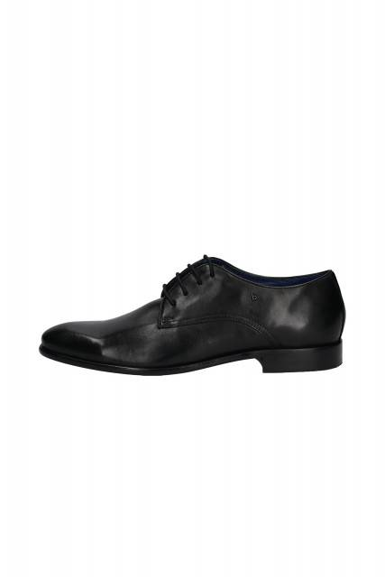 Business lace-ups in black