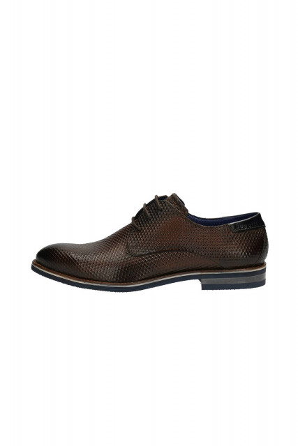 Business lace-ups in brown
