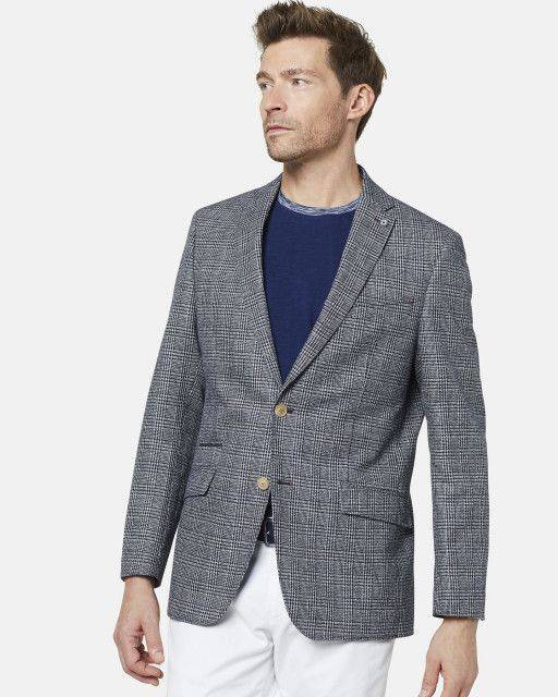 Business jacket in navy